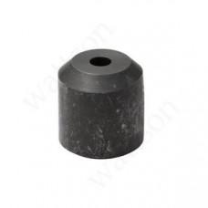 РОСМА Бобышка №6 БП-ТМ-30-M20 x 1,5 приварная длиной 30 мм под манометр с резьб M20 x 1,5, углер.сталь (ст арт2930)