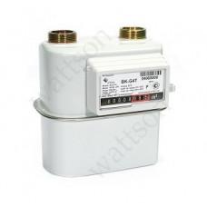 ELSTER Счетчик газа с мех. коррекцией ВК G 4 Т V1.2 (110 мм) слева направо 2020 г.
