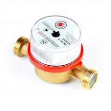 DECAST METRONIC Счетчик воды универсальный ВСКМ 90-20 L=130 мм + к-т штуцеров без обратного клапана 2020 г