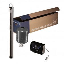 GRUNDFOS Комплект с насосом SQE3-65