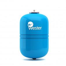 WESTER Гидроаккумулятор WAV 24 л, 10 бар, сменная мембрана