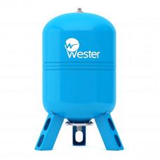 WESTER Гидроаккумулятор WAV 50 л, 10 бар, сменная мембрана