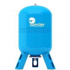 WESTER Гидроаккумулятор WAV 100 л, 10 бар, сменная мембрана