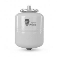 WESTER Расширительный бак Premium WDV для ГВС и гелиосистем с нерж. контрфланцем 12 л, 12 бар