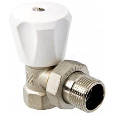 VALTEC Клапан для радиатора регулировочный угловой 1/2