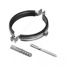 WATTSON Хомут металлический 107-116 мм (4