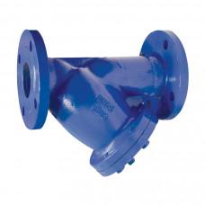 АДЛ Фильтр чугунный IS16-100, Ру16, ф/ф Тmax=300°C, со слив.пробкой (ст.арт 103795)
