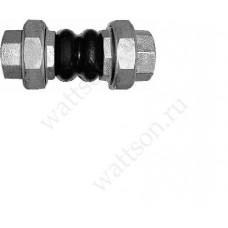 АДЛ Гибкая вставка (компенсатор) FC6-040Ду 40, Р10, р/р Тmax=110°C